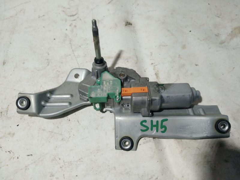 Моторчик заднего дворника Subaru Forester SH5 (б/у)