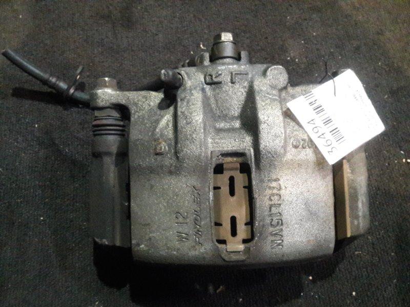 Суппорт Honda Inspire UA4 передний правый (б/у)