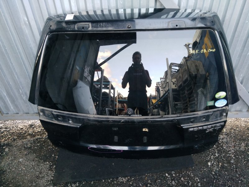 Дверь багажника Subaru Forester SH5 (б/у)