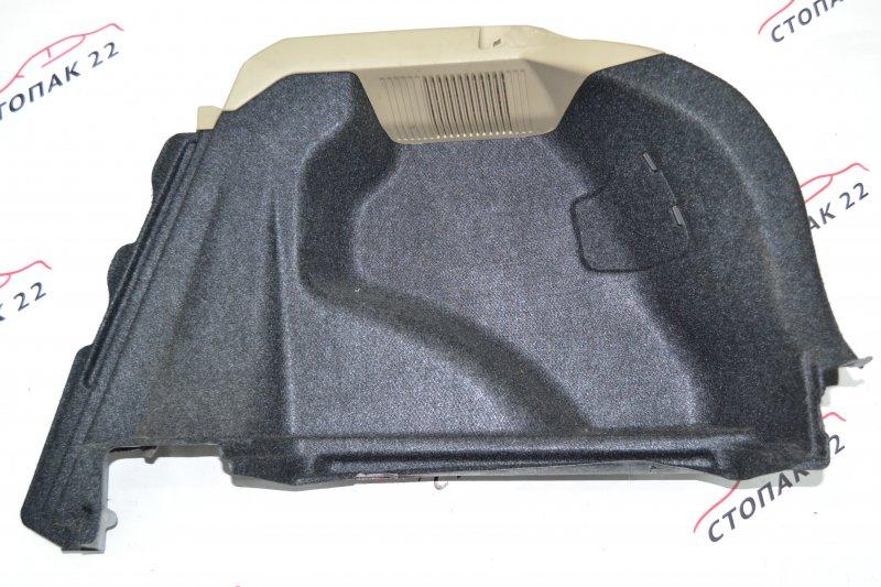 Обшивка багажника Toyota Runx NZE121 1NZ 2003 правая (б/у)