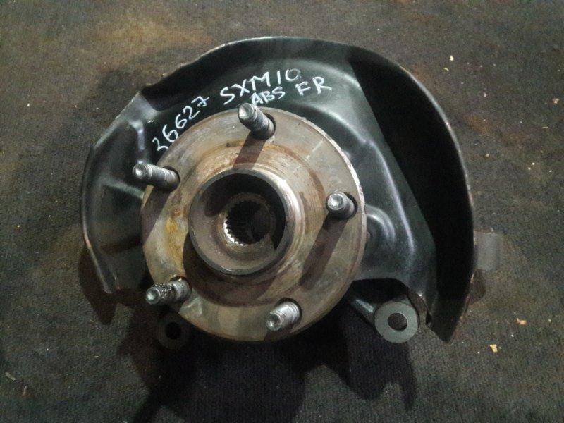 Ступица Toyota Ipsum SXM10 передняя правая (б/у)