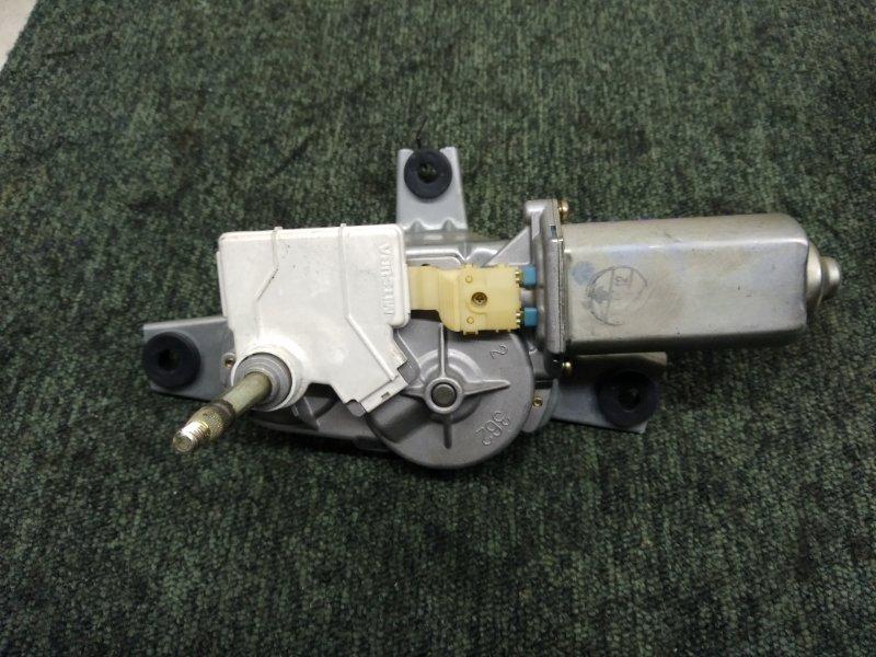 Моторчик заднего дворника Toyota Allex NZE121 (б/у)