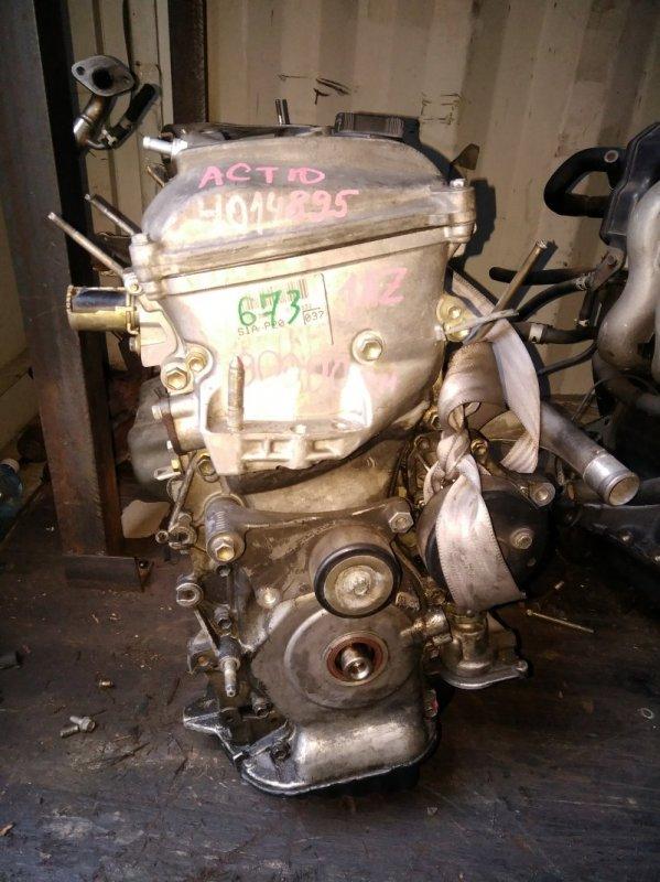 двигатель Toyota 1AZ-FSE 4014895 б/у Opa ACT10