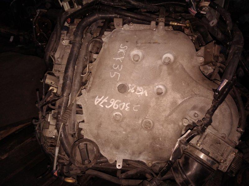 двигатель Nissan VQ25DD 230967А б/у Skyline V35 (0022132)