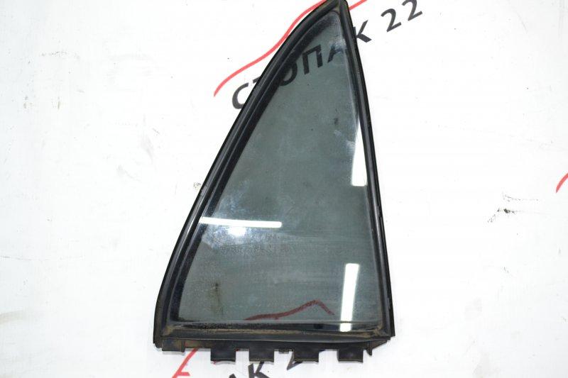 Форточка двери Toyota Runx NZE120 1NZ 2000 правая (б/у)