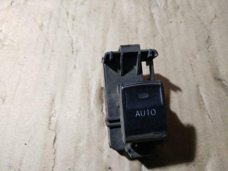 Кнопка стеклоподъемника Toyota Camry ACV40 2AZ передняя левая (б/у)