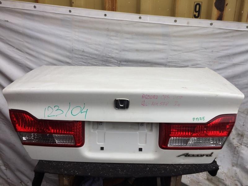 Крышка багажника Honda Accord CF3 (б/у)