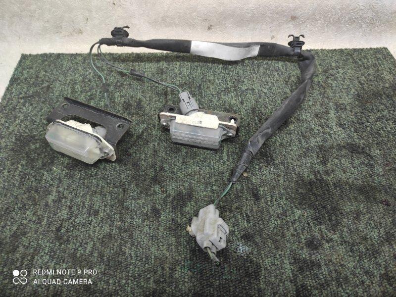 Подсветка номера Mitsubishi Lancer Cedia CS2A 2000 (б/у)