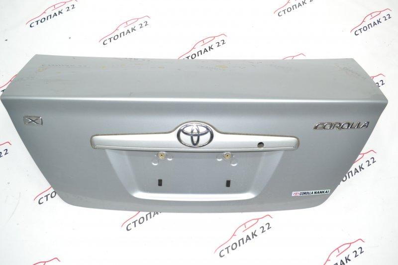 Крышка багажника Toyota Corolla NZE120 1NZ 2002 (б/у)