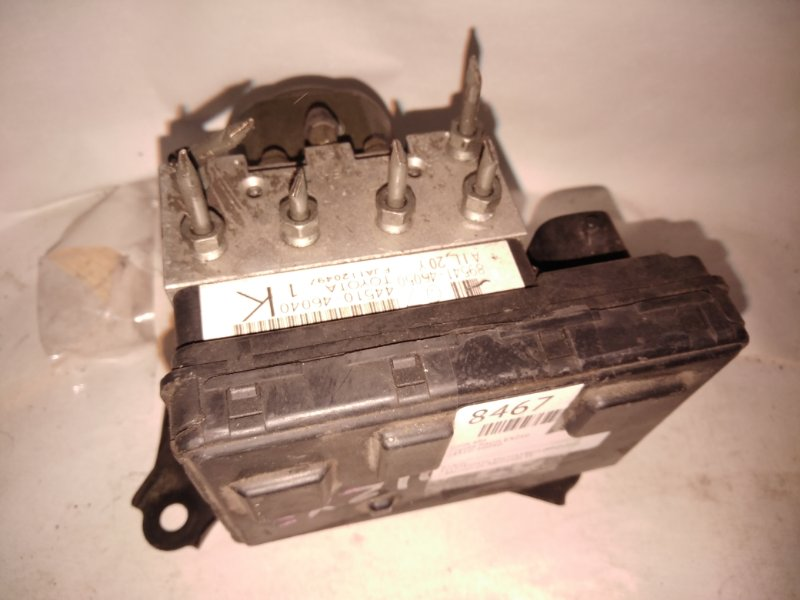 Блок АВS Toyota Raum EXZ10 б/у 44510-46040