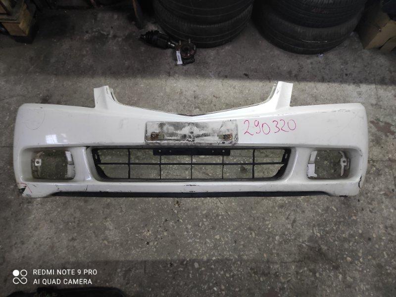 Бампер Honda Accord CL7 2002 передний (б/у)