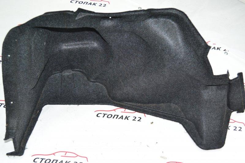 Обшивка багажника Toyota Corolla NZE120 1NZ 2000 левая (б/у)