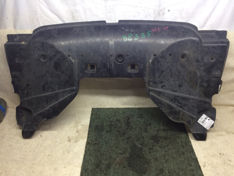 Защита двигателя Subaru Impreza GD2 (б/у)