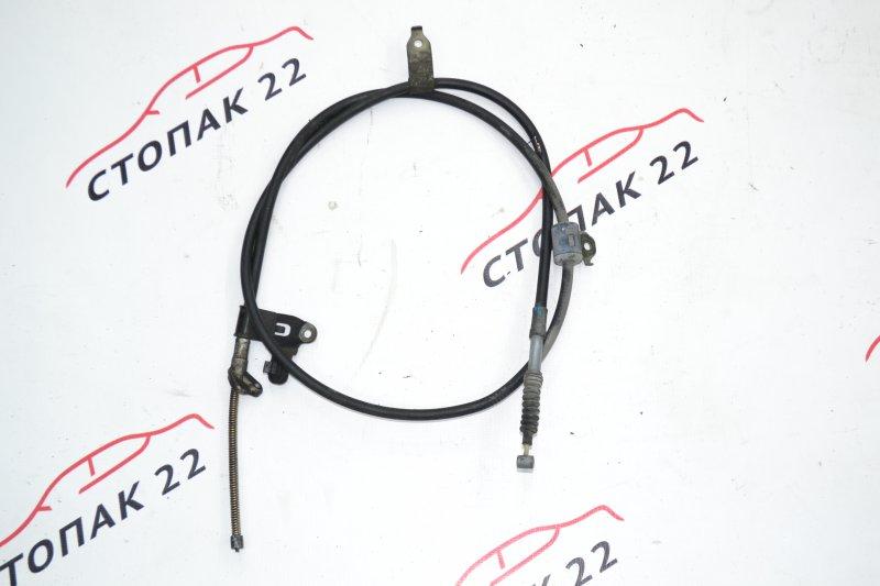 Тросик ручника Toyota Corolla NZE120 1NZ 2000 (б/у)