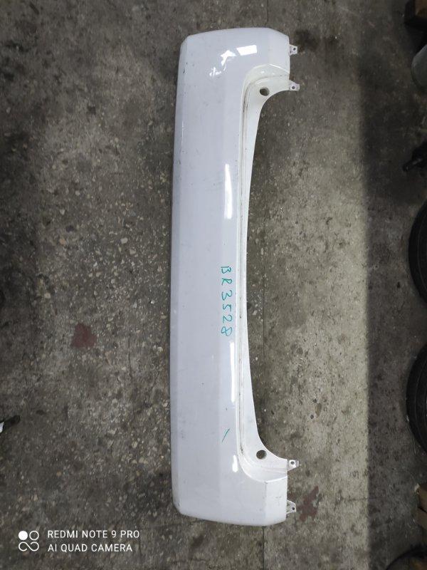Бампер Mazda Premacy CP8W 2001 задний (б/у)
