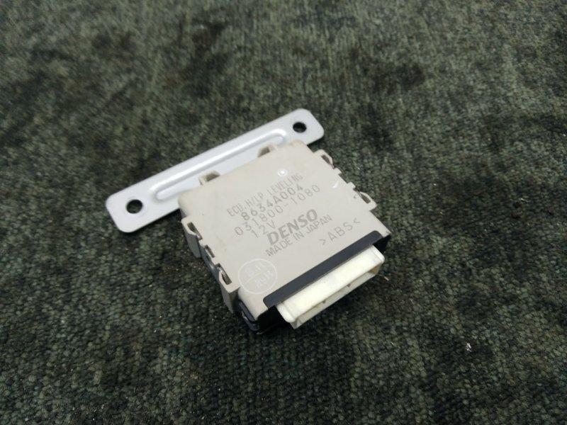 Блок управления светом Mitsubishi Pajero V93W 6G72 2006 (б/у)
