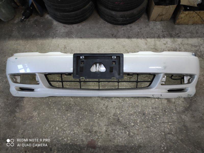 Бампер Honda Inspire UA4 2001 передний (б/у)