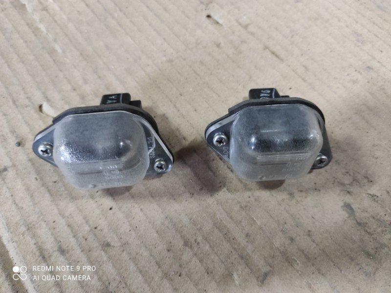 Подсветка номера Mazda Capella GF8P 2000 (б/у)