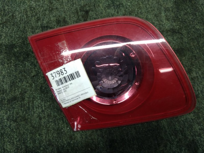 Вставка багажника Mazda Axela BK5P левая (б/у)