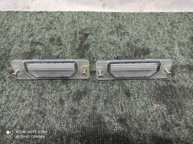 Подсветка номера Nissan Primera P12 (б/у)