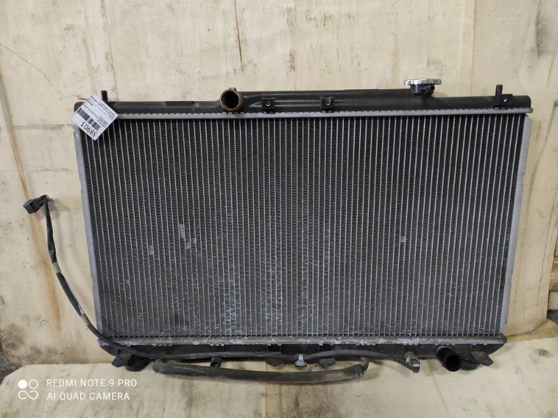 Радиатор двс Toyota Camry Gracia SXV20 5S 1997 (б/у)