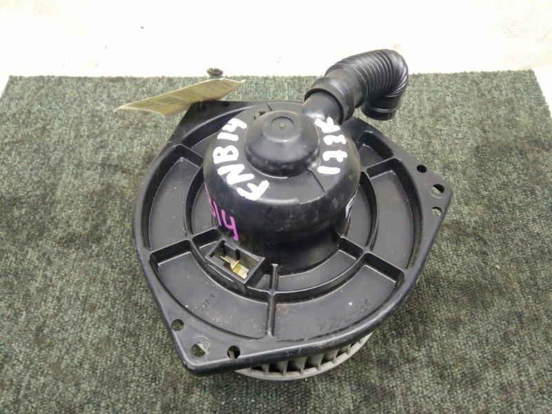 Мотор печки Nissan Sunny B14 (б/у)