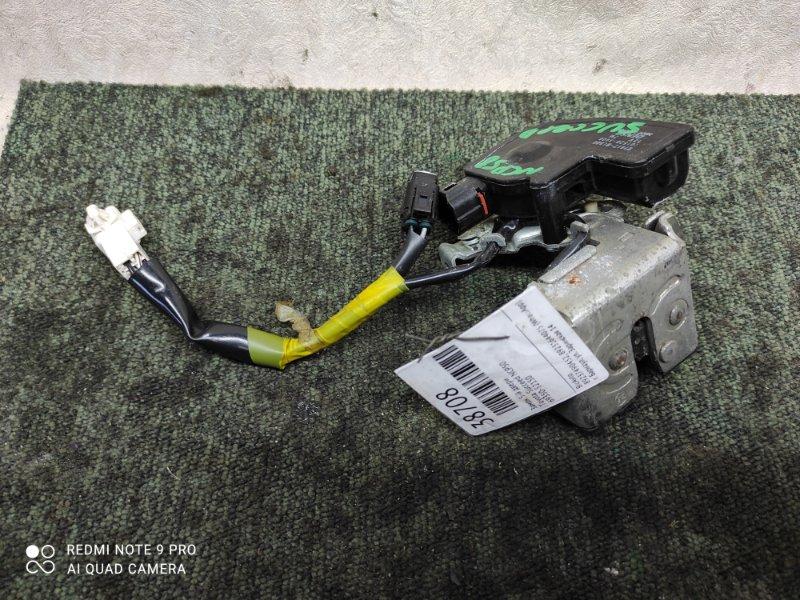 Замок 5-й двери Toyota Succeed NCP50 (б/у)