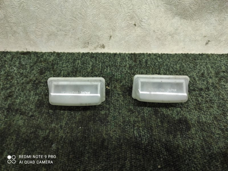 Подсветка номера Toyota Allex NZE121 (б/у)