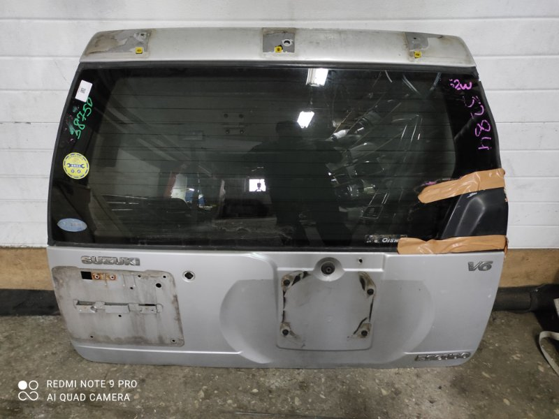 Дверь задняя Suzuki Escudo TD52 (б/у)