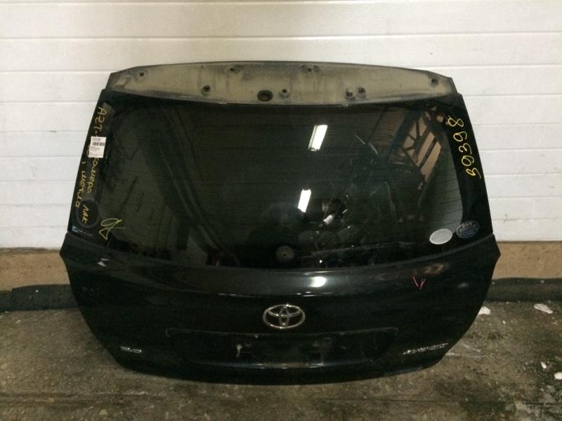 Дверь задняя Toyota Avensis AZT250W (б/у)