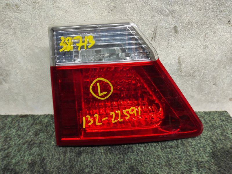 Вставка багажника Honda Airwave GJ1 левая (б/у)