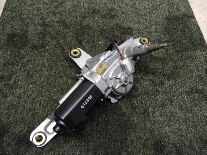 Моторчик заднего дворника Nissan Wingroad WFY11 2001 (б/у)