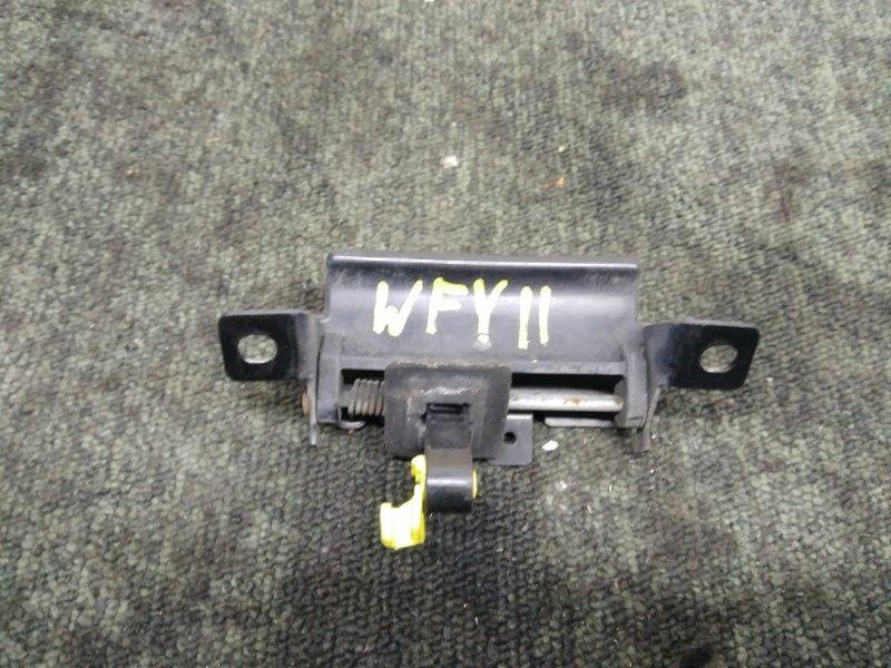 Ручка задней двери Nissan Wingroad WFY11 2001 (б/у)