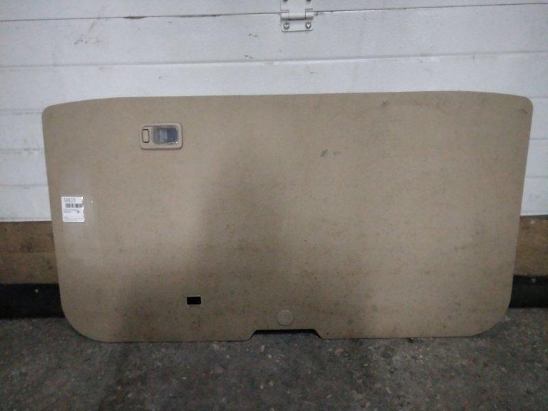 Обшивка двери багажника Nissan Serena TC24 2003 (б/у)