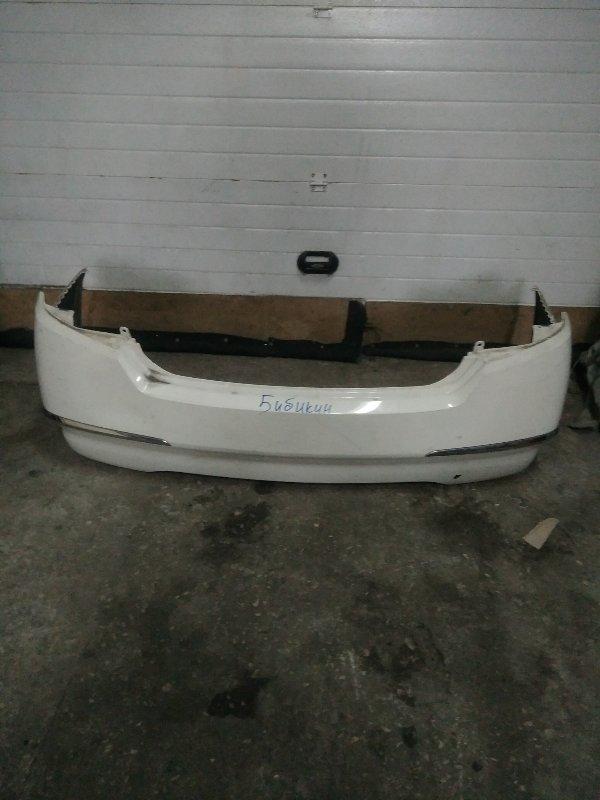 Бампер Nissan Teana J32 задний (б/у)