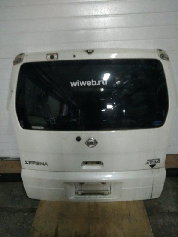 Дверь задняя Nissan Serena TC24 2003 (б/у)