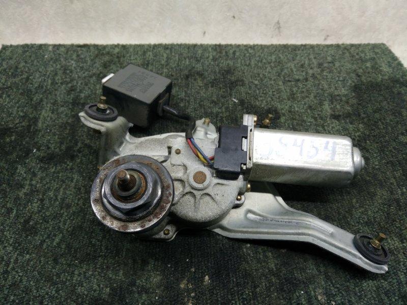 Моторчик заднего дворника Toyota Caldina ST210 1997 (б/у)