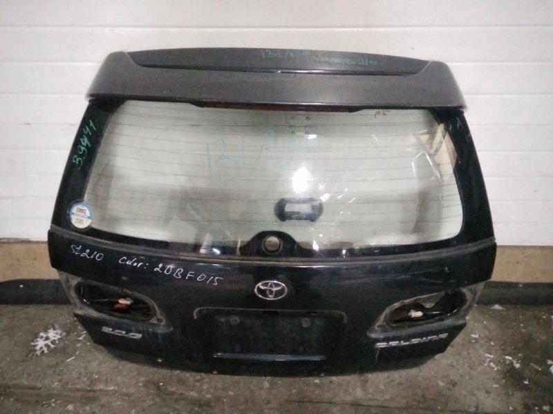 Дверь задняя Toyota Caldina ST210 1997 (б/у)