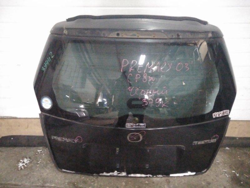 Дверь задняя Mazda Premacy CP8W (б/у)
