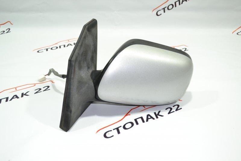 Зеркало Toyota Corolla NZE120 1NZ 2002 левое (б/у)