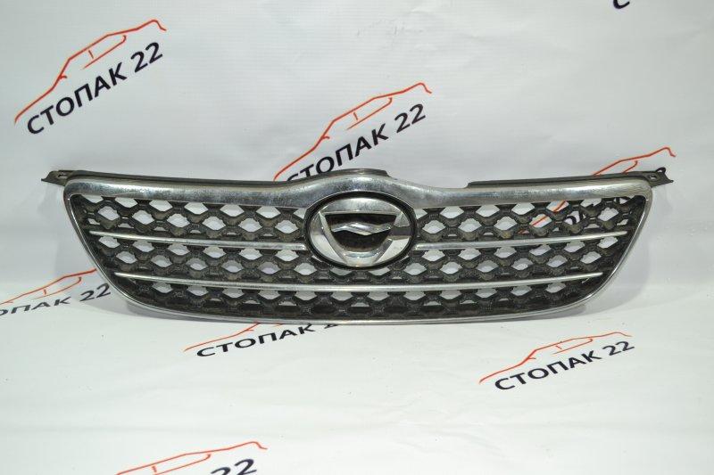 Решетка радиатора Toyota Corolla NZE120 1NZ 2000 (б/у)