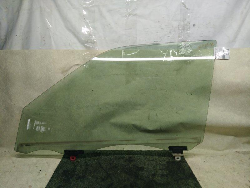 Стекло двери Toyota Probox NCP50 переднее левое (б/у)