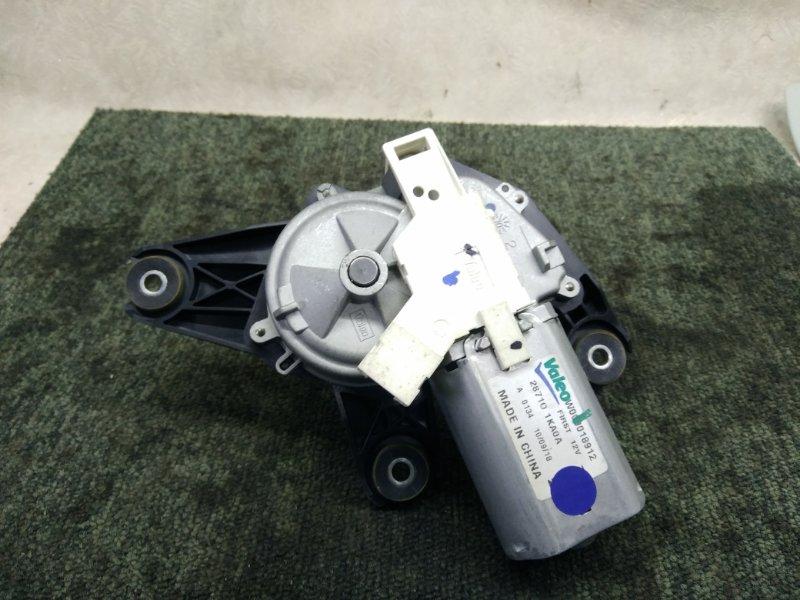 Моторчик заднего дворника Nissan Juke F15 (б/у)