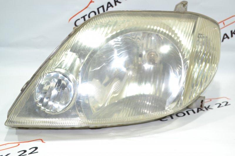 Фара Toyota Corolla NZE120 1NZ 2000 левая (б/у)