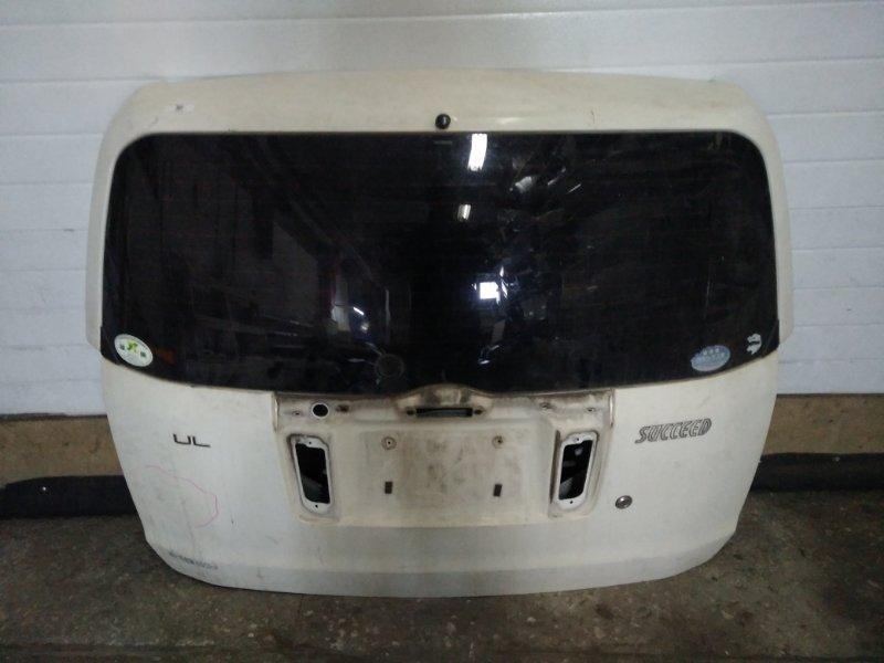 Дверь задняя Toyota Succeed NCP50 (б/у)