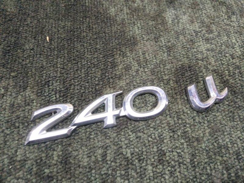 Эмблема Toyota Ipsum ACM21 (б/у)