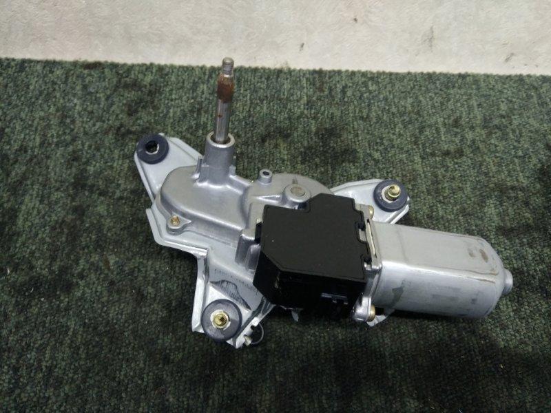 Моторчик заднего дворника Toyota Ipsum ACM21 (б/у)