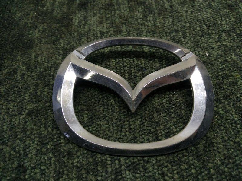 Эмблема Mazda Premacy CP8W (б/у)