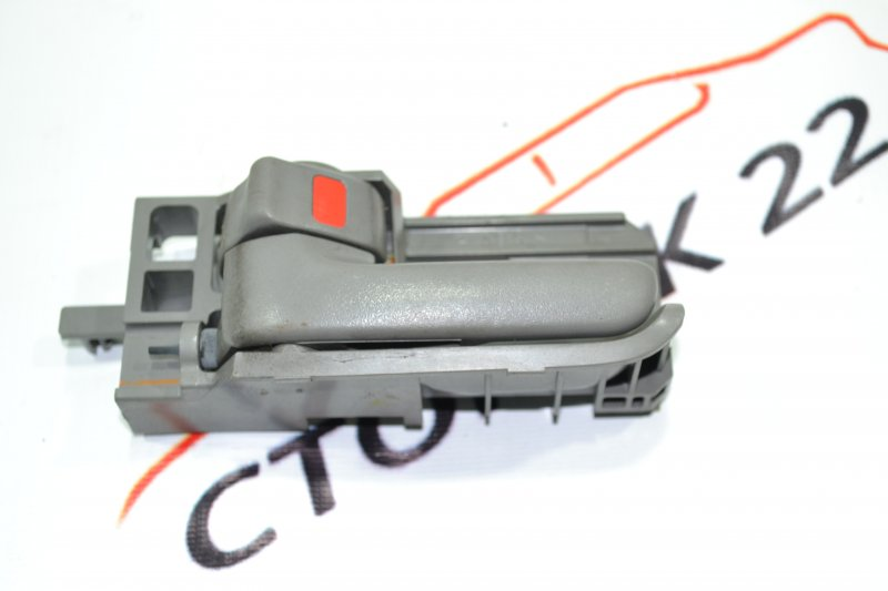 Ручка двери внутренняя Toyota Corolla NZE120 1NZ 2000 левая (б/у)