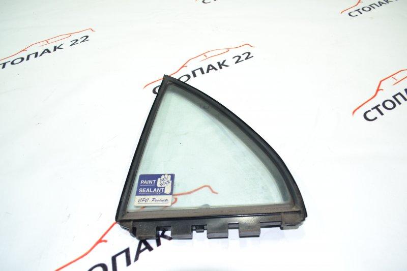 Форточка двери Toyota Corolla NZE120 1NZ 2000 левая (б/у)